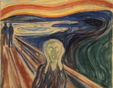 O grito, Edvard Munch, 1893